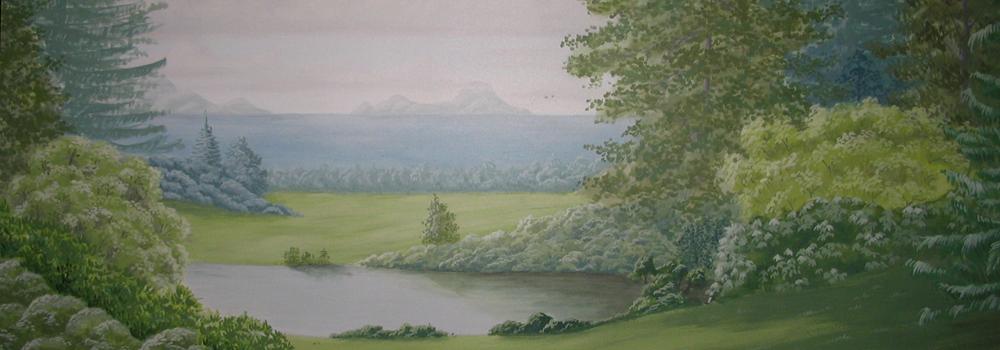 Overlay Painting