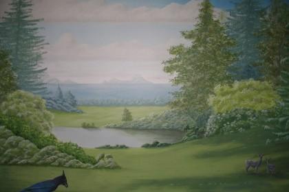 Overlay Painting Portfolio Overlay Painting
